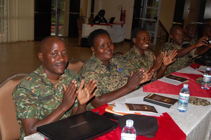 Uganda Army Trained on Child Protection | Uganda | Save the