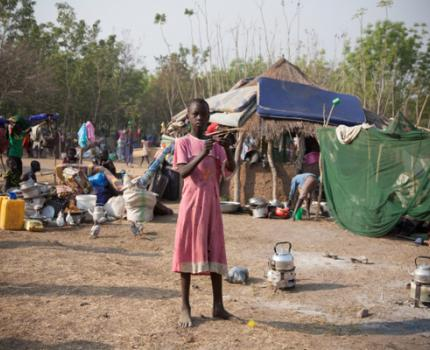 Save the Children initiates response to South Sudanese refugees in Uganda