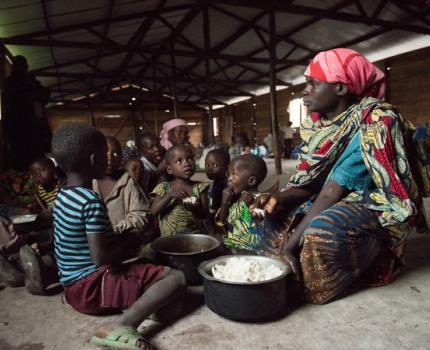 Funding gaps threaten critical aid for refugees in Uganda