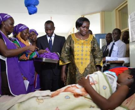 Uganda World Prematurity Day Commemoration 2014
