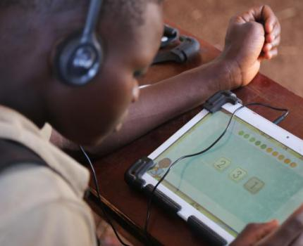 Gaming technology offers an exciting way to improve learning in northern Uganda
