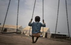 We must ensure child survivors of abuse get justice. Frederik Lerneryd / Save the Children