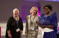 Sister Agnes Kasaigi - 2014 International Midwife Award Winner